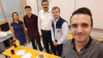 Alan Öğretmenimiz Sabri ÜNAL'ın Doğum Gününü Kutladık.